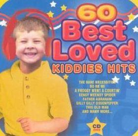 Children - 60 Best Loved Kiddies Hits (CD)