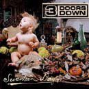 3 Doors Down - Seventeen Days (CD)
