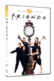Friends - The Complete Second Series - (DVD)