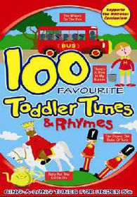 100 Toddler Tunes - (Import DVD)