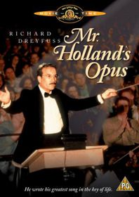 Mr. Holland's Opus (Import DVD)