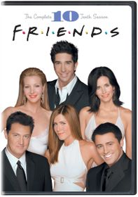 Friends - The Complete Tenth Series (The Final Series) - (DVD)