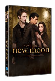 Twilight Saga: New Moon (2009)(DVD)