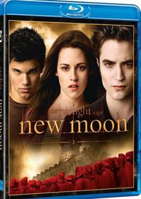 Twilight Saga: New Moon (Blu-ray)
