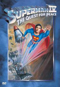 Superman IV: The Quest for Peace (DVD)