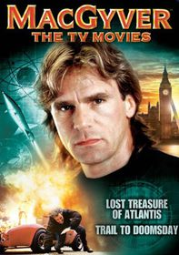 Macgyver:TV Movies - (Region 1 Import DVD)