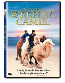 Story of the Weeping Camel - (Region 1 Import DVD)