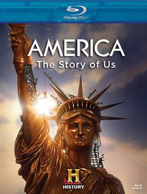 America:Story of Us - (Region A Import Blu-ray Disc)