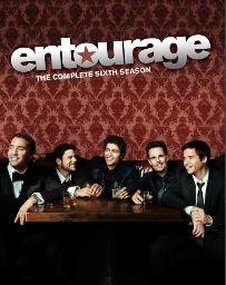 Entourage Season 6 (DVD)