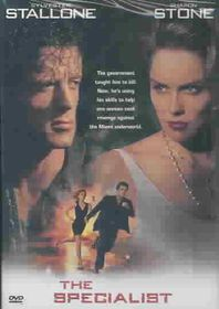 Specialist , The - (DVD)
