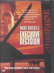 Executive Decision - (DVD)