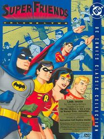 Superfriends: Volume Two - (Region 1 Import DVD)