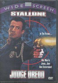 Judge Dredd - (Region 1 Import DVD)