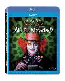 Alice in Wonderland (2010) (Blu-ray)