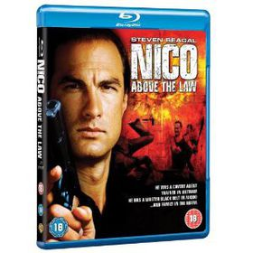 Nico: Above the Law (Blu-ray)