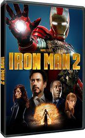 Iron Man 2 (2010)(DVD)
