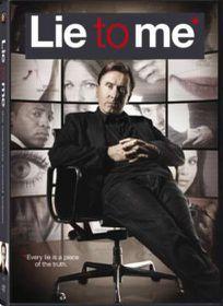 Lie To Me Season 2 (DVD)