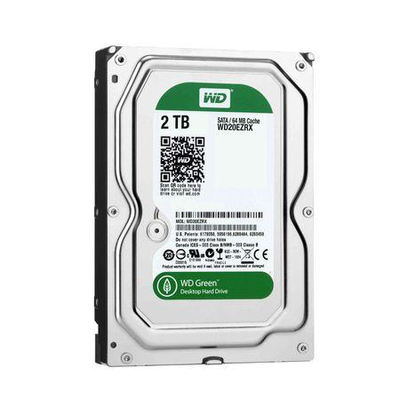 WD Desktop Green 3 5 inch Hard Drive - 2TB   Buy Online in