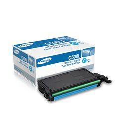 Samsung CLT-C508L Cyan Laser Toner Cartrige
