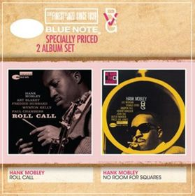 Mobley Hank - Roll Call / No Room For Squares (CD)