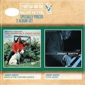 Smith Jimmy - Back At The Chicken Shack / Cool Blues (CD)