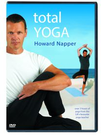 Total Yoga - Howard Napper (DVD)
