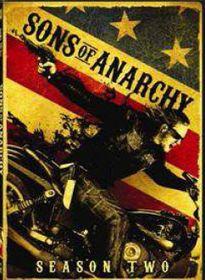 Sons Of Anarchy Season 2  (DVD)