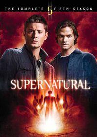 Supernatural Season 5 (DVD)