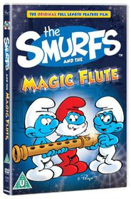 The Smurfs and the Magic Flute - (Import DVD)