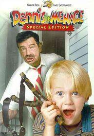 Dennis The Menace SE : 10th Anniversary Edition - (DVD)
