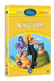 Emperor's New Groove (DVD)