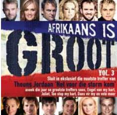 Afrikaans Is Groot - Vol.3 - Various Artists (CD)
