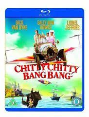 Chitty Chitty Bang Bang - (Import Blu-ray)