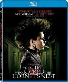 Girl Who Kicked the Hornet's Nest - (Region A Import Blu-ray Disc)