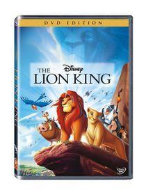 The Lion King  Diamond Edition (DVD)