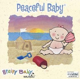 Brainy Baby - Peaceful Baby (CD)