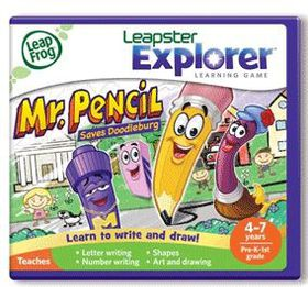 LeapFrog - Explorer Game - Mr Pencil