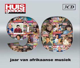 Huisgenoot 90 Jaar Van Afrikaanse Musiek - Various Artists (CD)