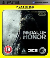 Medal of Honor (PS3 Platinum)