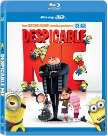 Despicable Me (2010)(3D Blu-ray)