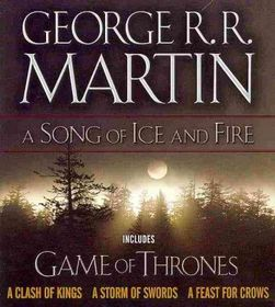 Game of Thrones Boxed Set (Paperback)