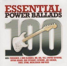 100 Essential Power Ballads - 100 Essential Power Ballads (CD)