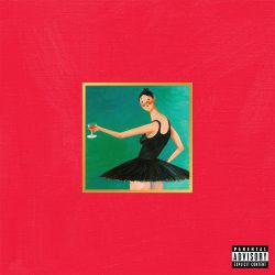 Kanye West - My Beautiful Dark Twisted Fantasy (CD)