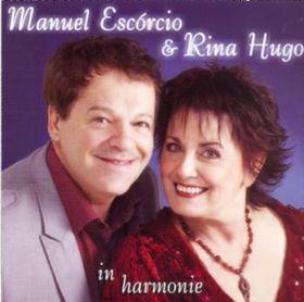 Manuel Escorcio En Rina Hugo - In Harmonie (CD)