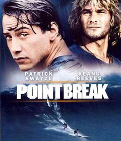 Point Break - (Region A Import Blu-ray Disc)