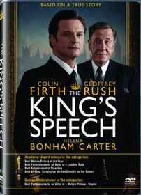The King's Speech (2010)(DVD)