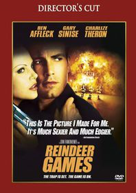 Reindeer Games - (Region 1 Import DVD)