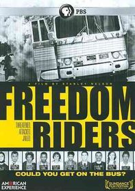 American Experience : Freedom Riders - (Region 1 Import DVD)