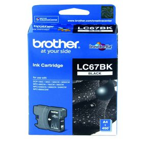 Brother LC67BK Ink Cartridge - Black