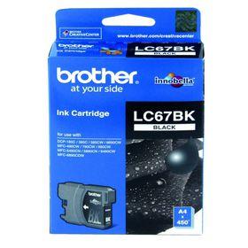 Brother LC67BK Black Ink Cartridge